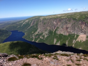 Gros Morne Mountain (James Callaghan) Trail, Gros Morne National Park, Newfoundland, Canada
