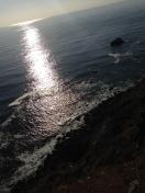 Free Campsite California, Big Sur Coast