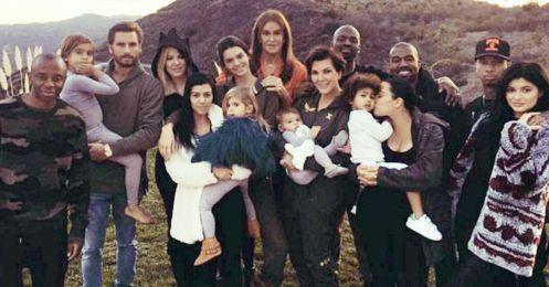 kardashian-and-jenner-family