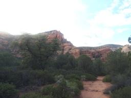 Fay Canyon Trail Views