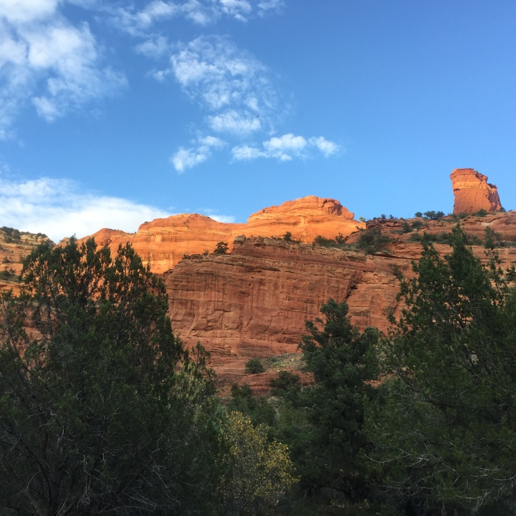 Fay Canyon Trail, Red Rocks