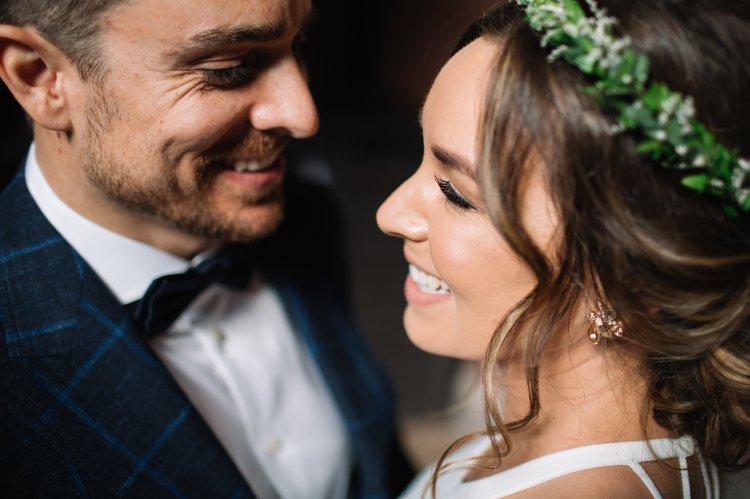 Bohemian Bridal Makeup