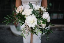 Bohemian Bridal Flowers
